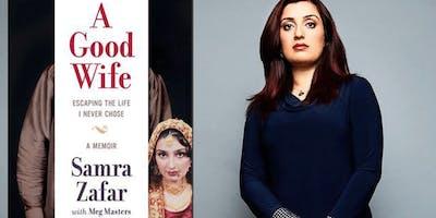Beyond The Pages: Samra Zafar