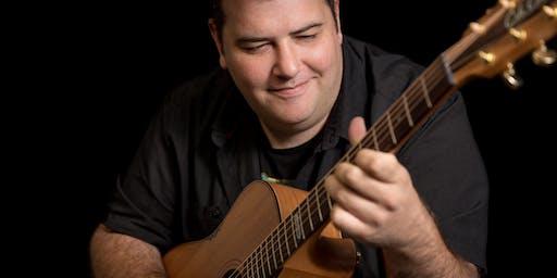 Guitar Clinic with Australian Blues Legend Lloyd Spiegel