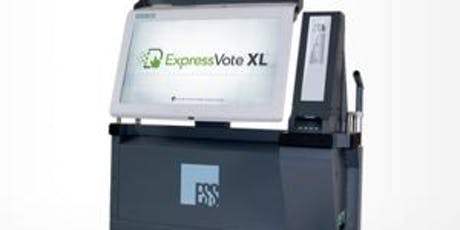 Meet the ExpressVote XL: Philly's New Way to Vote  tickets