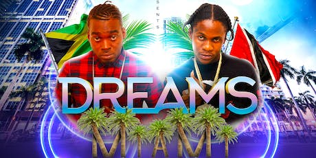 Dreams Miami ft. Prince Swanny & Shane-E tickets