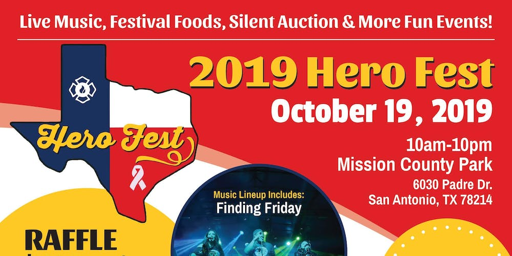 2019 Hero Fest Tickets, Sat, Oct 19, 2019 at 8:00 AM