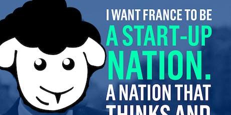 """La """"Startup-Nation"""" est-elle plus qu'un fantasme technologique ? billets"""