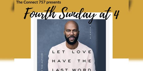 Fourth Sunday's at 4 Book Club tickets