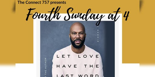 Fourth Sunday's at 4 Book Club