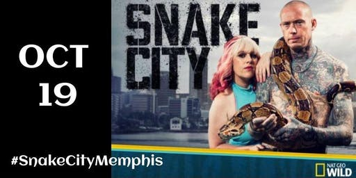 Simon & Siouxsie US Tour: MEMPHIS, TENNESSEE