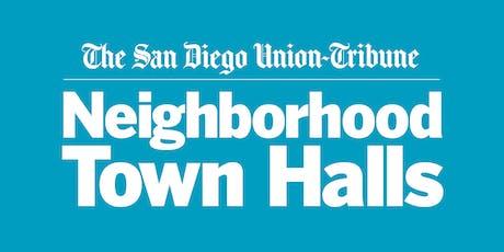 Neighborhood Town Halls tickets