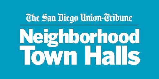 Neighborhood Town Halls