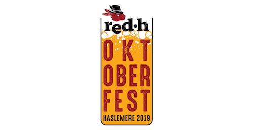 Redh Oktoberfest - 11 & 12 October 2019