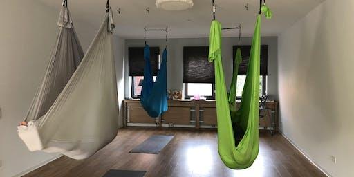 Aerial YIN Yoga Class - 16 Sep