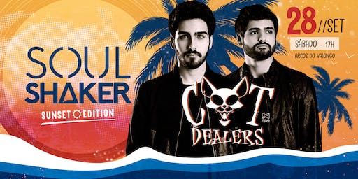 SOULshaker SUNSET Edition - CAT DEALERS! PROMOTERS