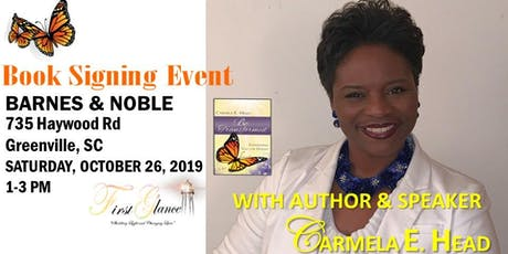 Author & Speaker, Carmela E. Head, Meet & Greet- Book Signing Event tickets