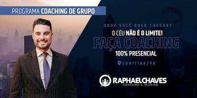 "Coaching de Grupo ""LIDERE SUA VIDA"" (Turma Presencial)"