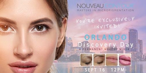 Nouveau Contour: Permanent Makeup Mixer Orlando