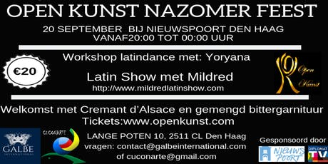 Na Zomerfeest tickets