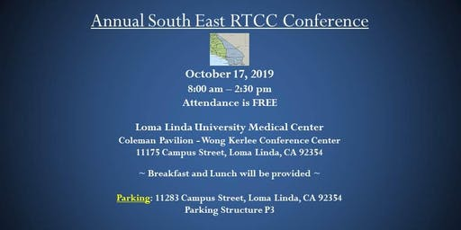 SE RTCC Face-to-Face Conference 2019