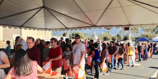 Volunteers Needed: Personal Care Pack Volunteer Event