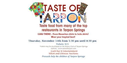 Taste of Tarpon 2019