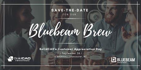 Bluebeam Brew tickets