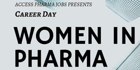 Women In Pharma - Career Day tickets