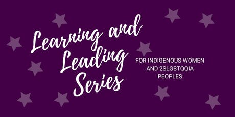 Learning and Leading Series tickets