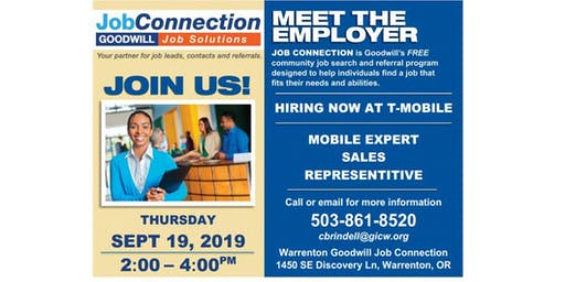 Hiring Event - Warrenton - 9/19/19