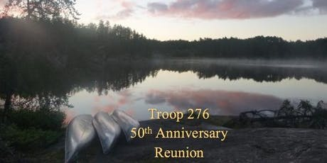 50th Anniversary Reunion for Troop 276 tickets