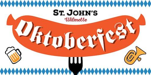 St. John's Oktoberfest Wilmette