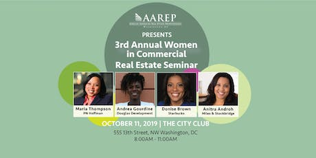 3rd Annual Women in Commercial Real Estate tickets