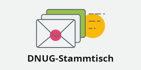DNUG Stammtisch Rheinland - September 2019 Tickets