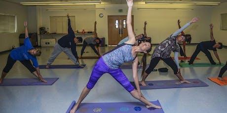 Monday Gentle Yoga tickets