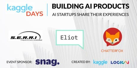 Building AI Products - AI Startups Share Their Experiences tickets