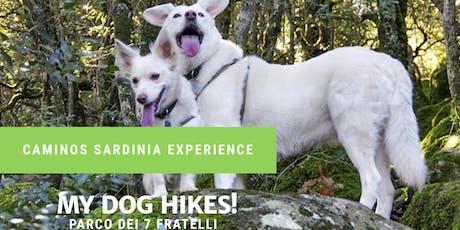 My Dog Hikes! Parco dei 7 Fratelli. biglietti