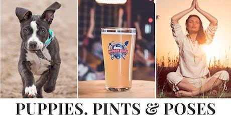Puppies, Pints and Poses tickets