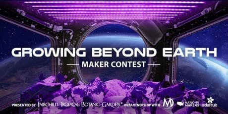 Growing Beyond Earth: Ideation Session tickets
