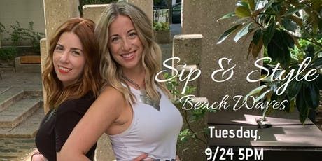 Sip & Style: Beach Waves - Long Live Summer! tickets