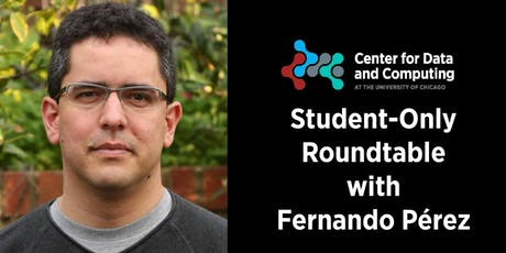 CDAC Student Roundtable with Fernando Pérez tickets