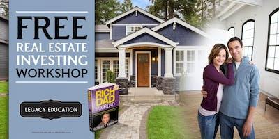Free Real Estate Workshop Coming to Boca Raton September 26th