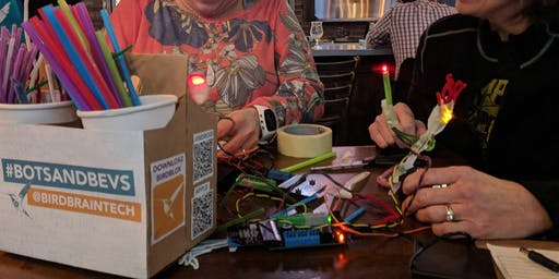 Bots and Beverages: A Meetup for Educators