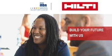 HILTI: Corporate Spotlight tickets