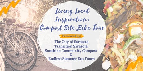 Living Local Inspiration: Compost Site Bike Tour tickets