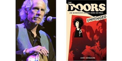 """John Densmore Book Signing -- """"The Doors: Unhinged"""""""