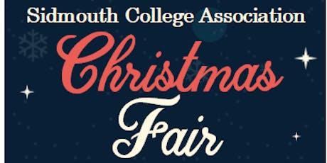 SCA Xmas Fair - Book A Stall tickets