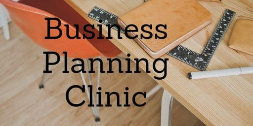 Business Planning Clinic with David Huffaker