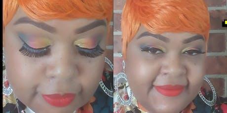 Her Eye-Makeup Is FIERCE! tickets