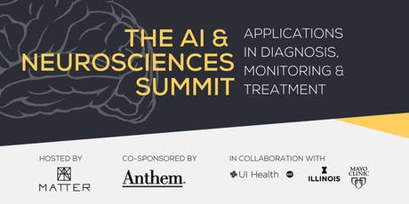 The AI & Neurosciences Summit tickets