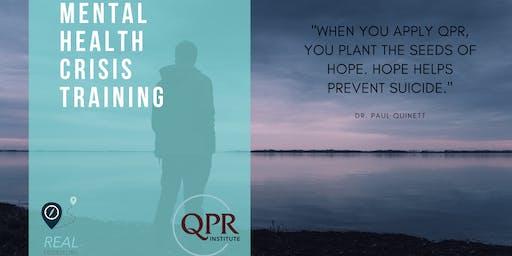 Mental Health Crisis Training