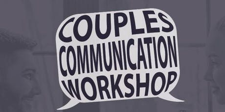 Couples Communication Workshop tickets