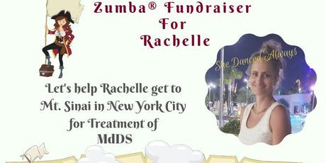 Zumba® Fundraiser for Rachelle tickets