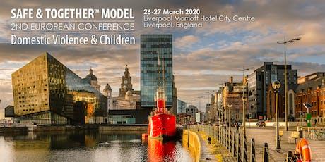 2nd Safe & Together™ Model European Conference: Domestic Violence & Children tickets