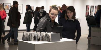 Opening Reception: Undergraduate Juried Exhibition